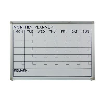 Nipon (70x100cm)Monthly Planner 磁性月曆劃線白板