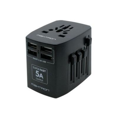 Maxtron 牛魔王 UC245 USBx4 Travel Adaptor