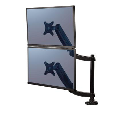 Fellowes Platinum Series 8043401 Dual Stacking Monitor Arm